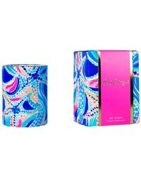 Lilly Pulitzer Candle - Blue