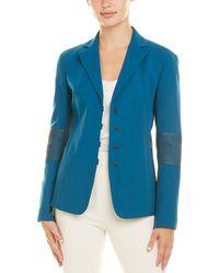 Akris - Wool-blend Jacket - Lyst