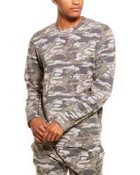 Monrow Crewneck Sweatshirt - Grey