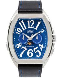Balmer Leather Watch - Multicolor