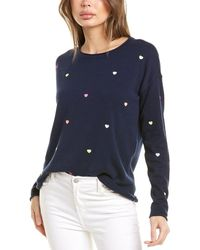 Lisa Todd More To Love Sweater - Blue