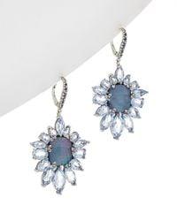 Stephen Dweck - Midnight Silver Gemstone, Mother-of-pearl, & Pearl Earrings - Lyst