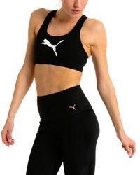 PUMA Power Shape Forever Sports Bra - Black