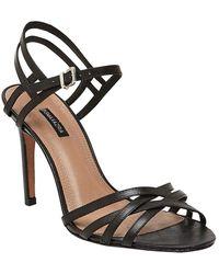 BCBGMAXAZRIA Tanya Dress Sandals - Black