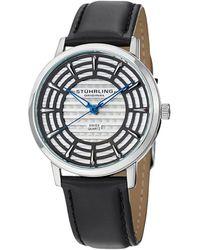 Stuhrling Original Men's Symphony Watch - Metallic