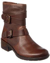 Söfft - Aldina Leather Bootie - Lyst