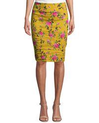 Nicole Miller Skirt - Yellow