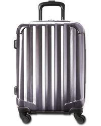Genius Pack Aerial Hardside Carry On Spinner - Multicolour