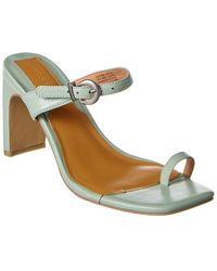 Jaggar Leather Slide - Multicolour
