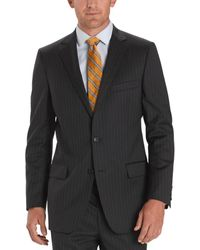 Brooks Brothers Fitzgerald Fit Two-button 1818 Wool Suit - Grey