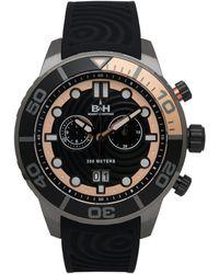 Brandt & Hoffman Men's Epicenter Watch - Black