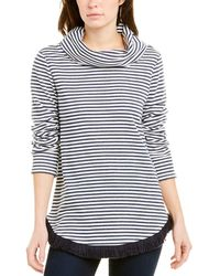Sail To Sable Top - Blue