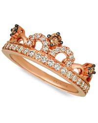 Le Vian 14k 0.54 Ct. Tw. Diamond Ring - Metallic