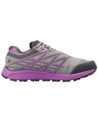 The North Face Ultra Endurance Trail-running Shoe - Purple