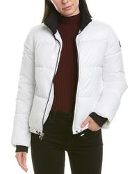 UGG UGG Izzie Water Repellent Puffer Jacket - White