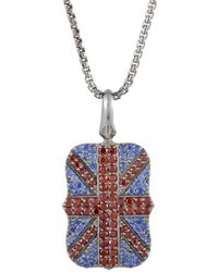 Stephen Webster - Silver 1.50 Ct. Tw. Gemstone Necklace - Lyst