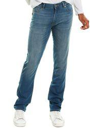 DL1961 Premium Denim Nick Riverheard Slim Leg Jean - Blue