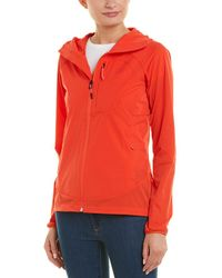 The North Face North Dome Wind Jacket - Red