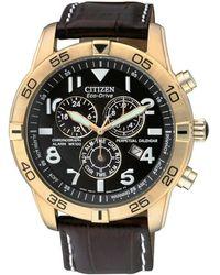 Citizen Watch Collection Watch - Metallic
