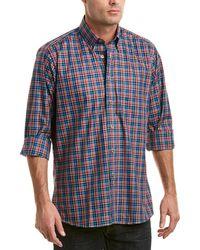 Bills Khakis - Classic Fit Kingston Woven Shirt - Lyst