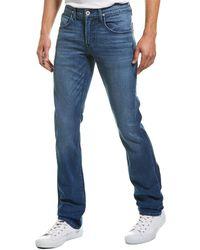 Hudson Jeans Byron Ncos Straight Leg - Blue