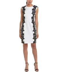 Vince Camuto - Sheath Dress - Lyst