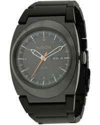 Nixon Men's Stainless Steel Watch - Multicolour