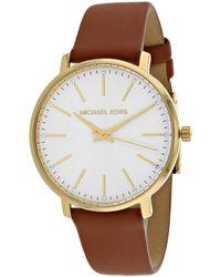 Michael Kors Pyper Watch - Metallic