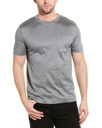 Valentino Horoscope Aquarius T-shirt - Gray