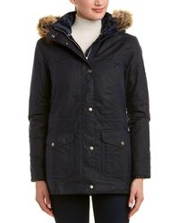 Barbour - Southwold Wax Jacket - Lyst