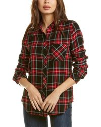 Beach Lunch Lounge Beachlunchlounge Charley Shirt - Red