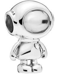 PANDORA Silver Charm - Metallic