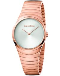 Calvin Klein Whirl Watch - Multicolour