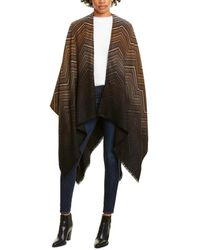 Missoni Wool-blend Cape - Black