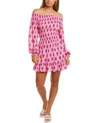 Cool Change Cool Change Stevie Mini Dress - Pink