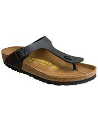 Birkenstock Men's Gizeh Sandal - Black