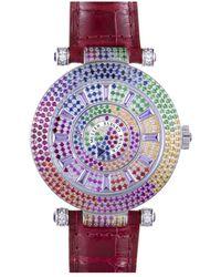 Franck Muller - Women's Art Deco Automatic Watch - Lyst