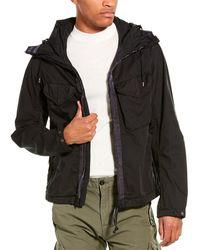 C.P. Company C. P. Company Goggle Jacket - Black