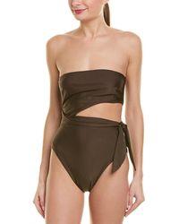 Zimmermann Bodysuit - Brown