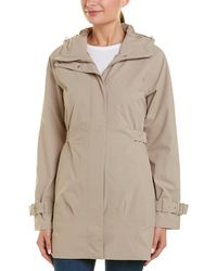 The North Face City Breeze Rain Trench - Brown