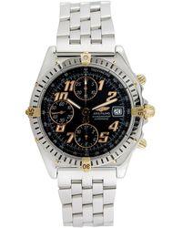 Breitling 1990s Men's Chronomat Watch - Metallic