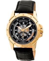 Heritor Men's Armstrong Watch - Multicolour