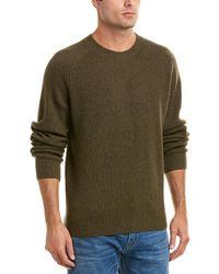 Vince - Wool & Cashmere-blend Crewneck Sweater - Lyst