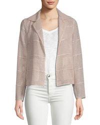 Akris Silk-lined Jacket - Natural