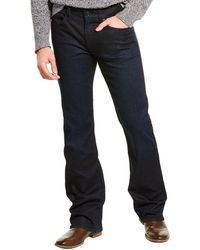 7 For All Mankind 7 For All Mankind Brett Basin Bootcut Jean - Blue