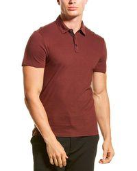 Robert Barakett Oakwood Polo Shirt - Red