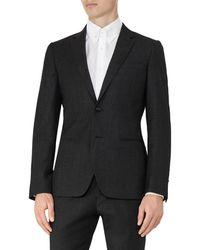 Reiss - Daley Slim Fit Wool Jacket - Lyst