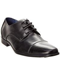 Gordon Rush - Rush By Captoe Leather Derby Shoe - Lyst