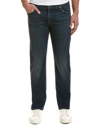 7 For All Mankind 7 For All Mankind Standard Lakeville Straight Leg - Blue