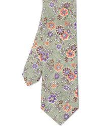 J.McLaughlin - Spring Garden Italian Tie - Lyst